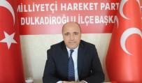 SÜRGÜN - MHP'li Akpınar Açıklaması 'KSÜ'ye Yerli Ve Milli Rektör İstiyoruz'