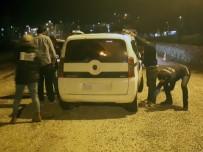Milas'ta Polis Ekiplerinden 'Narko-Sokak' Uygulaması