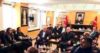 EVLAT ACISI - Milletvekili Orhan Miroğlu'ndan Vali Yaman'a Ziyaret