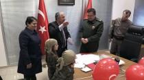 MUSTAFA UÇAR - Minik Öğrencilerden Afrin'deki Kahramanlara Mektup