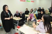 HITABET - Nezaket Ve Zarafet Eğitimi'ne Kadınlardan Yoğun İlgi