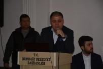 EMEKLİ İMAM - Nurdağı'nda Bilgilendirme Toplantısı