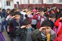 SÜLEYMAN ŞAH - Öğrenciler Harçlıklarını Afrin'deki Mehmetçik'e Gönderdi