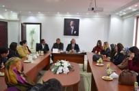 ÖĞRETMEN ADAYI - Öğretmenlerden Başkan Necati Gürsoy'a Ziyaret