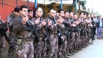 ÖZEL HAREKET - Osmaniye'den Özel Harekat Polisleri Afrin'e Uğurlandı