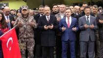 CEYHUN DİLŞAD TAŞKIN - Özel Herakat Polisleri Dualarla Afrin'e Uğurlandı