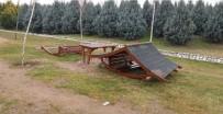 YARıMCA - Park Ve Mesire Alanlarına Zarar Verenler Cezasız Kalmıyor
