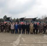 ÖZEL HAREKET - Polis Özel Harekat Timleri Dualarla Uğurlandı