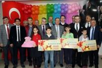 AKSAKAL - Samsun'da Dereceye Giren Öğrenciler Ödüllendirildi