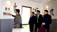 ÇETIN KıLıNÇ - Sarıgöl'de Öğretmenler Okula Kütüphane Kazandırdı