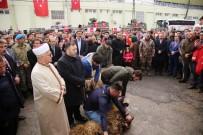 CEYHUN DİLŞAD TAŞKIN - Siirt'te 60 Özel Harekat Polisi Afrin'e Uğurlandı