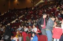 VAN DEVLET TIYATROSU - Şırnak'ta Öğrenciler Tiyatroyla Buluştu