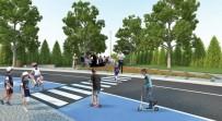 TRAFİK KURALLARI - Sivas'ta Çocuklar İçin Trafik Eğitim Parkı