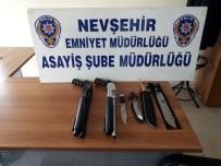POLİS İMDAT - Sosyal Paylaşım Sitesinden Silah Satan Kişi Yakalandı