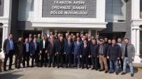 Trabzon'da OSB'ler Dayanışması