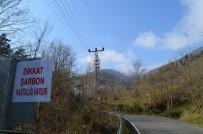 KARANTINA - Trabzon'da Şarbon Tehlikesi Nedeniyle Bir Mahalle Daha Karantinaya Alındı