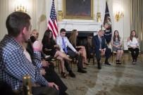 14 ŞUBAT - Trump, Silahlı Saldırının Yapıldığı Lisenin Öğrencileriyle Bir Araya Geldi