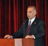 METİN KÜLÜNK - Tunceli'de 'Yeni Dünya Düzeni, Büyük Türkiye İdeali' Konferansı