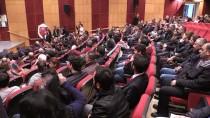 TUNCELİ VALİSİ - Tunceli'de 'Yeni Dünya Düzeni Ve Türkiye İdeali' Konferansı