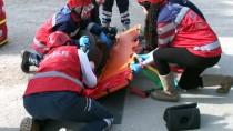 MEDİKAL KURTARMA - UMKE'den 'Terör Saldırısı' Tatbikatı