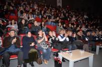 MEHMET YÜCE - UÜ'de Türk Dünyası Rüzgârı
