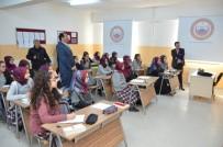 ALI ARSLANTAŞ - Vali Arslantaş, İmam Hatip Liselerinde Öğrenim Gören Öğrencileri Ziyaret Etti
