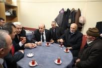 HAMDIBEY - Vali Çiftçi, Demirköy'de Vatandaşlarla Buluştu