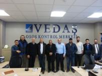 KAÇAK ELEKTRIK - VEDAŞ, Iraklı Akademisyenleri Misafir Etti