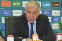 FENERBAHÇE - Zeljko Obradovic Açıklaması 'Bu Maç Önemliydi'