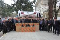 KALKıM - 'Zeytin Dalı Harekatı'na Katılan Mehmetçiğe,  40 Adet Bot Gönderildi