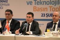 TÜRKIYE BELEDIYELER BIRLIĞI - 8. Şehircilik Ve Teknolojiler Fuarı Başlıyor