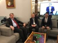 FAHRETTİN POYRAZ - AK Parti Heyetinin Ankara Ziyaretleri