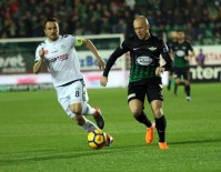 ALI TURAN - Akhisarspor, Konyaspor'u Farklı Geçti
