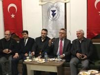 KAZıM ARSLAN - Başkan Arslan, Mahalle Sakinleri İle Bir Araya Geldi