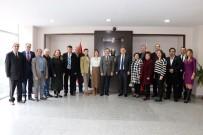 TERMİK SANTRAL - Başkan Ataç'tan Eskişehir Barosu'na Ziyaret