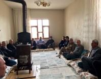 KAYAHAN - Başkan Dülgeroğlu Vatandaşlarla Bir Araya Geldi