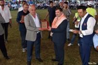 DALYAN - Başkan Karaçelik'e, Güreş Federasyonu Başkanı Aydın'dan Teşekkür