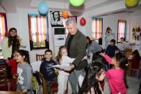 ŞÜKRÜ SÖZEN - Başkan Sözen, Kreş Ve Çocuk Kültür Merkezi'ni İnceledi