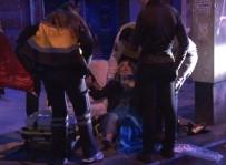ZİYA GÖKALP - Başkent'te Trafik Kazası Açıklaması 1 Yaralı