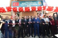 SPOR MERKEZİ - Bedrettin Sarpkaya Yaşam Boyu Spor Merkezi Hizmete Açıldı