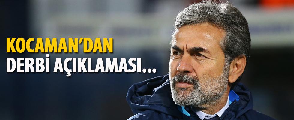 'Beşiktaş derbisi 10 puanlık bir maç'