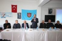 FARUK AYDıN - Beyşehir'de Sanayi Esnafıyla İstişare Toplantısı