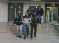 KAPKAÇ - Çalıntı Otomobille Kapkaç Yapan Şahıslar Yakalandı
