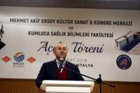 ANTALYA HAVALİMANI - Çavuşoğlu Açıklaması 'Türkiye Avrupa'nın Sigortasıdır'