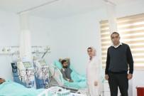 MEHMET ŞEKER - Çermik'te Hemodiyaliz Ünitesi Açıldı