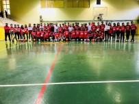 ÖĞRETMEN ADAYI - Ceylanpınar'da Özel Yetenek Kursları İle Gençleri Geleceğe Hazırlıyor