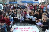 ALİ GÜVEN - CHP'li Kadınlar Çocuk İstismarına Karşı Kitap Okudu
