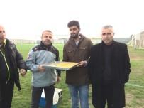 ANKARA DEMIRSPOR - Diyarbekirspor Ankara'ya Gitti