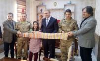 Down'lu Sena Nur'dan, Mehmetçik İçin Duygulandıran Davranış