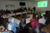 HAVA KIRLILIĞI - Düzce'de Hava Kirliliğini Konuşuldu